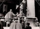 1955 Blessing of New Statue