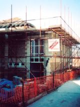 1995 Building the Church Hall