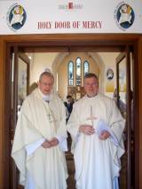 2016 Bishop Declan and Fr James