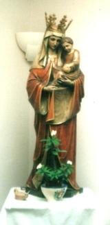 First Statue of Our Lady
